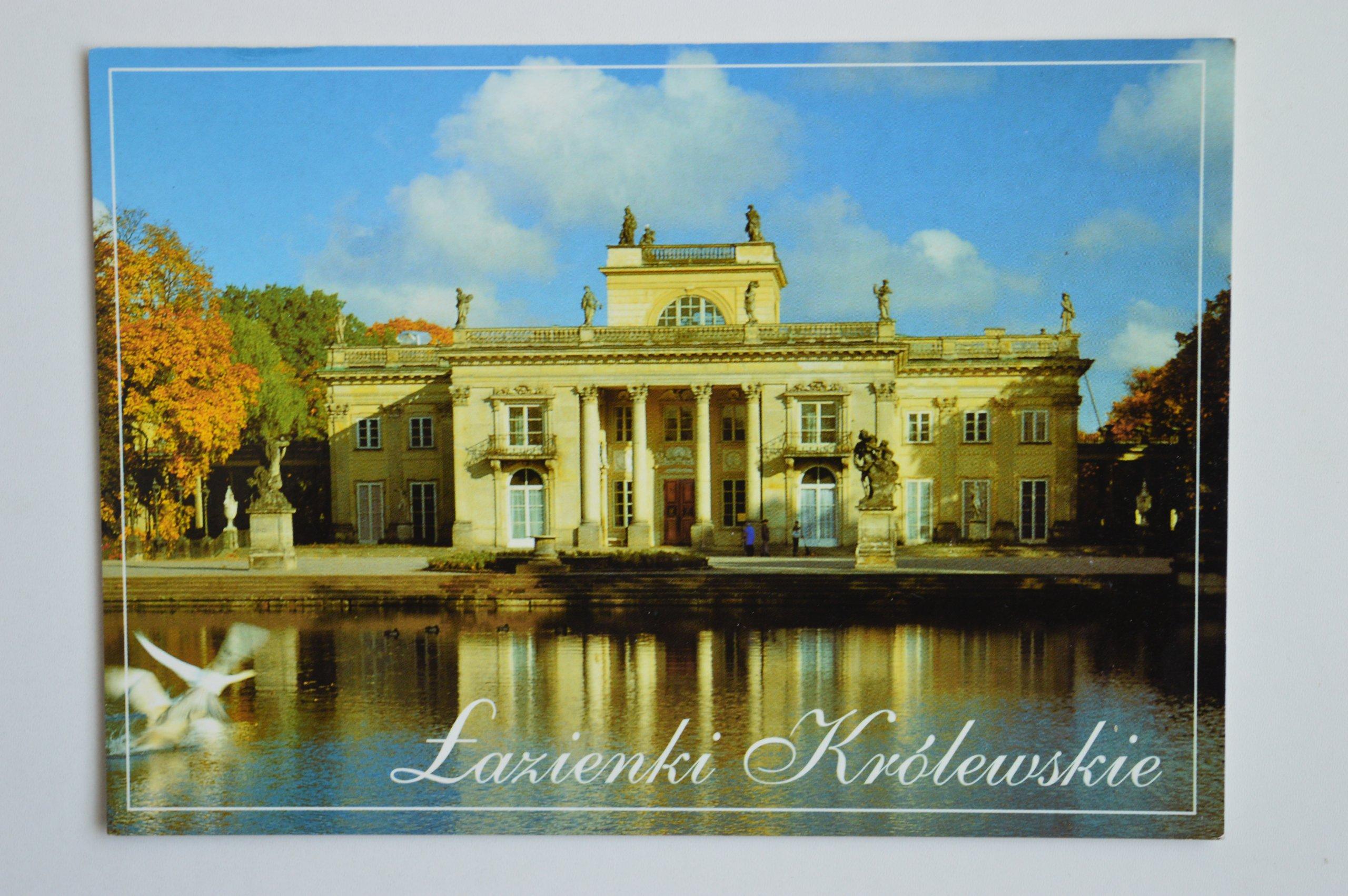 Warszawa łazienki Królewskie 7027495706 Oficjalne