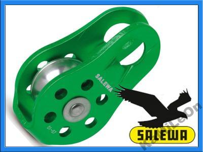Salewa Rope Pulley G2 rolka bloczek BEZPIECZEŃSTWA