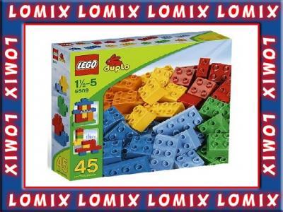 Klocki Lego Duplo 5509 Zestaw Podstawowy 45 El 3134984204