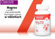 OSTROVIT MGZB 90tab MAGNEZ CYNK B6 ZMA TESTOSTERON
