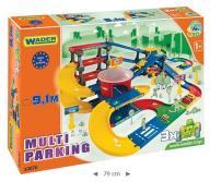 Kid Cars 3D - multiparking z trasą 9,1m,Wader,