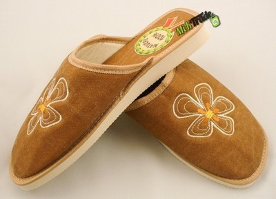 06f8daa228bd1 METEOR kapcie ciapy pantofle domowe damskie r. 39 - 5224197632 ...