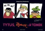 Tytus,Romek i A`Tomek - Księga 1 w.2017