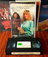_ EVEN ANGELS FALL _ LION DISTRIBUTION _ VHS