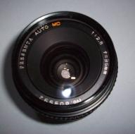 PRESENTA AUTO MC 1:2,8mm  f=35mm - stan idealny
