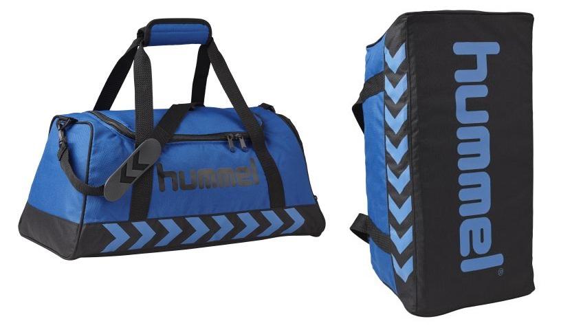 c82dfa2045c08 Torba HUMMEL stay authentic niebieska L !! - 7044448768 - oficjalne ...