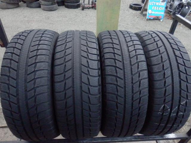 Opony Zimowe Michelin 195 55 16 Komplet 7 05mm 7035943058 Oficjalne Archiwum Allegro