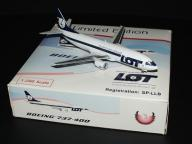 Boeing 737-400 PLL LOT 1/200 Phoenix SP-LLB