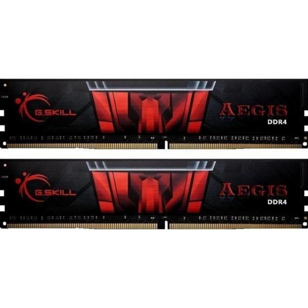 G.SKILL DDR4 32GB (2x16GB) Aegis 2400MHz CL15 XMP2