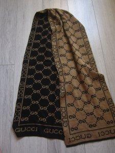 fabc781dc825c Świetny Poszukiwany Szalik Szal Wzory Gucci super - 6522182960 ...