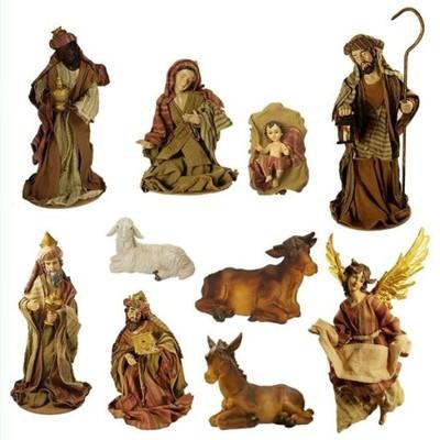 Figury Figurki Do Szopki Bozonarodzeniowej 30 Cm 5863146589 Oficjalne Archiwum Allegro