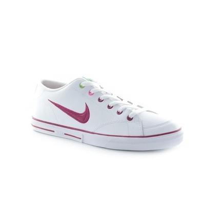Niesamowite Nike Capri leather białe tenisówki trampki buty 38 - 6786912703 XR69
