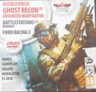 GHOST RECON ADVANCED WARFIGHTER + 2 inne GRY