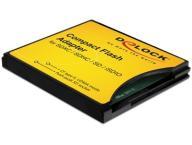 Adapter CF Compact Flash SDHC SDXC MMC CF Typ II
