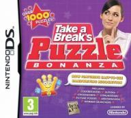 Take a Break's Puzzle Bonanza - DS Użw Game Over