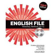 English File 3E Elementary WB With Key OXFORD HIT