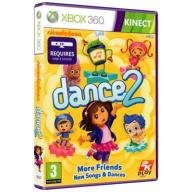 NICKELODEON DANCE 2 XBOX 360 W FOLII