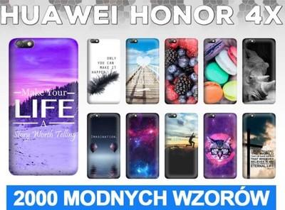 Huawei Honor 4x Etui Guma Case Wzory Zd Folia 6011937427 Oficjalne Archiwum Allegro