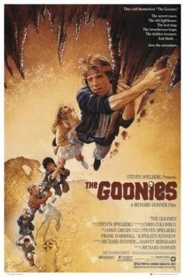 The Goonies - plakat 69x102 cm