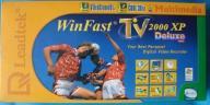 Karta Leadtek WinFast TV 2000 XP Deluxe nieużywana