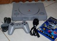 Konsola SONY PlayStation PSX PS1 pad SUPER STAN