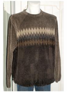 sweter DOCKERS by LEVIS roz. XXL miekki, mily w do