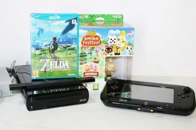 Wii U 32gb Animal Crossing Zelda Gw 6 Mc 6922347945 Oficjalne Archiwum Allegro