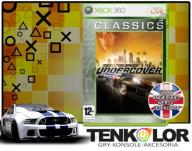 NEED FOR SPEED UNDERCOVER HD XBOX 360 NOWA SKLEP