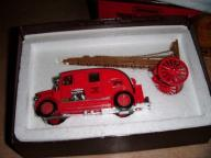 Matchbox Yesteryear - Leyland Cub Fire Engine YS-9