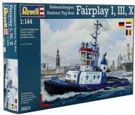 Model do sklejania REVELL Harbour Tug Boat Fairpla