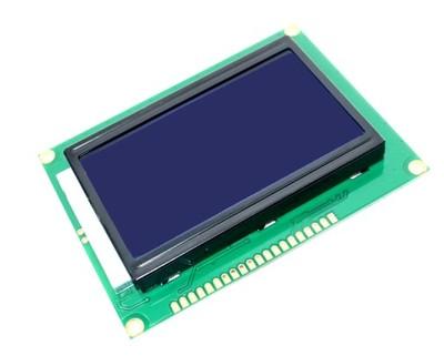 ARDUINO Wyświetlacz LCD12864 128x64 BLUE