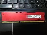 Pamięć ram HyperX Fury 4gb DDR3 1333MHz