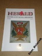 Herald historia genealogia heraldyka kwartalnik 12