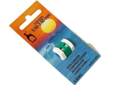 LICZNIK RZĘDÓW DUŻY 5,5 - 7,5 mm PONY do drutów