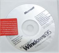 Płyta CD Windows 95 PL