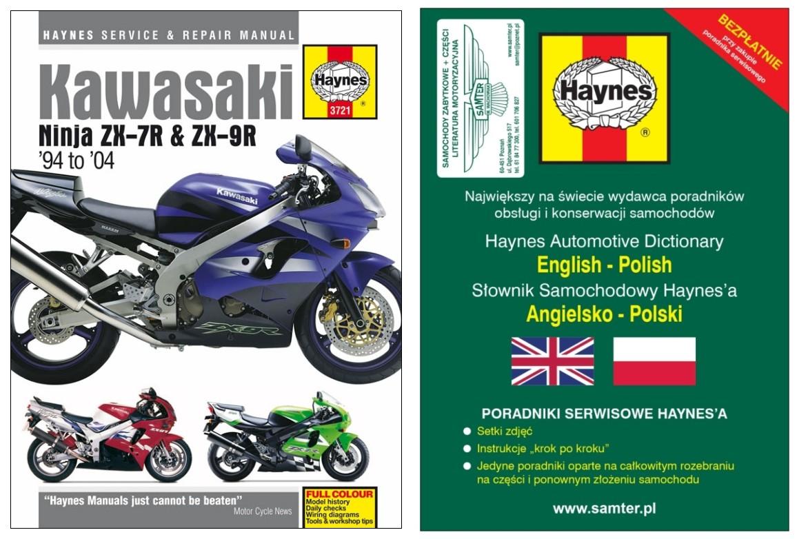 Kawasaki Zx 750 900 Zx7 R Zx9 Ninja 94 04 Ins 7005914587 Wiring Diagram