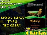 ZESZYT TERRARYSTYCZNY NR 8 - MODLISZKA BOKSER