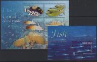 ZNACZKI- MICRONESIA, 2004 ROK. Mi. 1573-1578**