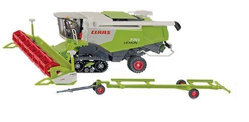 SIKU FARMER - S4258 KOMBAJN CLAAS LEXION 770, SIKU
