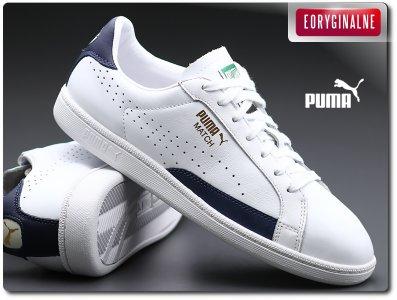 Buty m?skie Puma Match 74 358673 06 Bia?e 6370220107