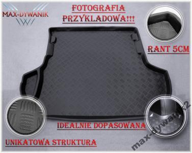 Dywanik mata bagażnika Seat Ibiza HB od02r. M27003