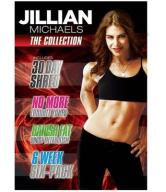 Jillian Michaels 4DVD 30 Day/6 Week/Banish/Trouble