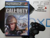 CALL OF DUTY FINEST HOUR PS2 PLAYSTATION 2