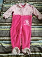 piżama pajac świnka peppa pig 9 12 mies