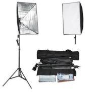 Studio fotograficzne Lampa softbox 60x40cm