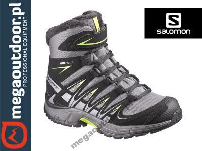 Buty zimowe Salomon XA PRO 3D MID WINTER TS CS WP J (376096)