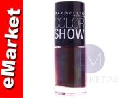 Maybelline COLOR SHOW LAKIER DO PAZNOKCI - 725