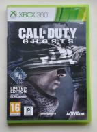 Call Of Duty GHOSTS XBOX 360 BCM