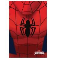 KOC PLED POLAROWY Spiderman