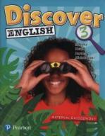 Discover English PL 3 Exam Trainer PEARSON - Hea